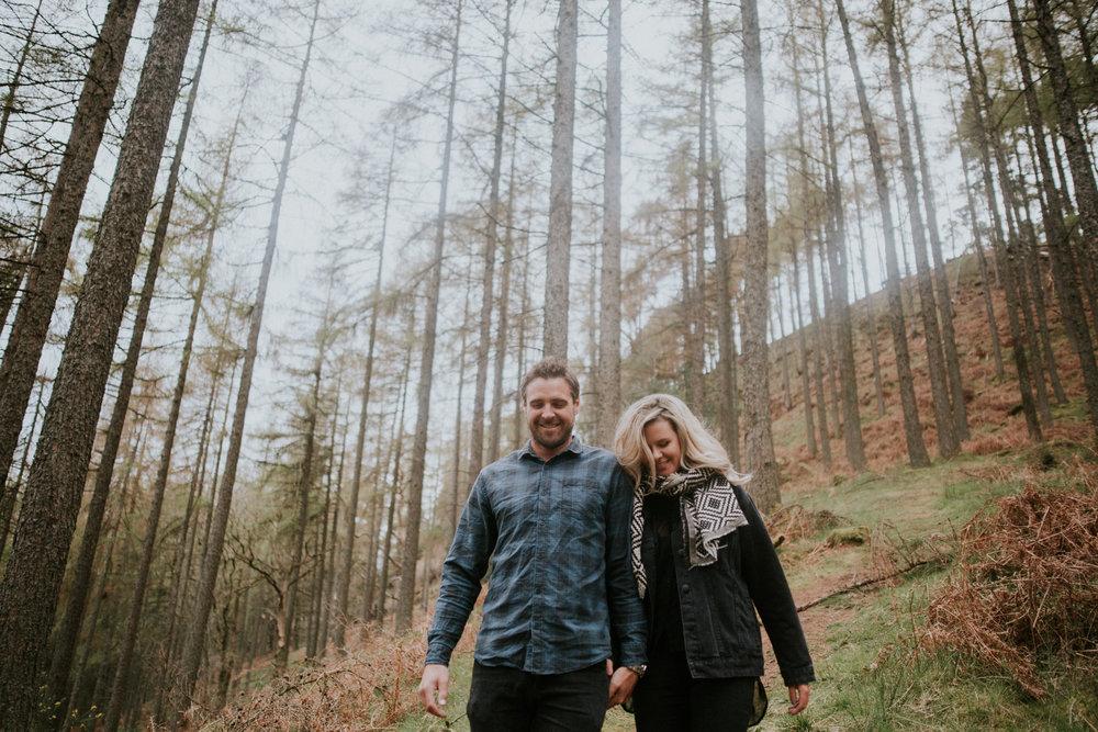 Alternative wedding photographers Scotland
