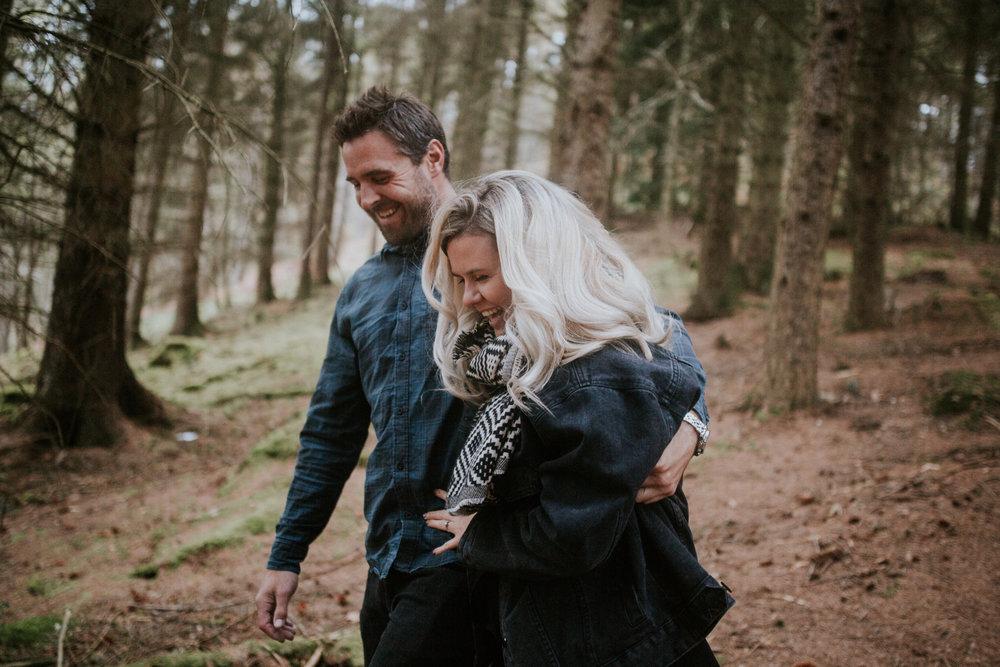 Culcreuch castle wedding photos