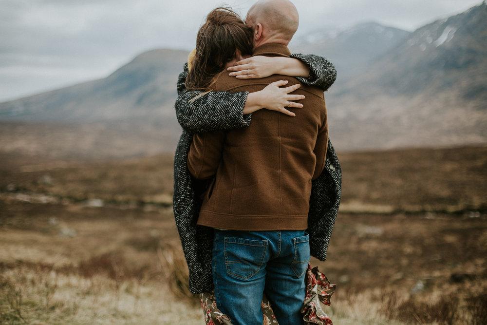 Scottish Highlands Glencoe wedding and elopement photographer