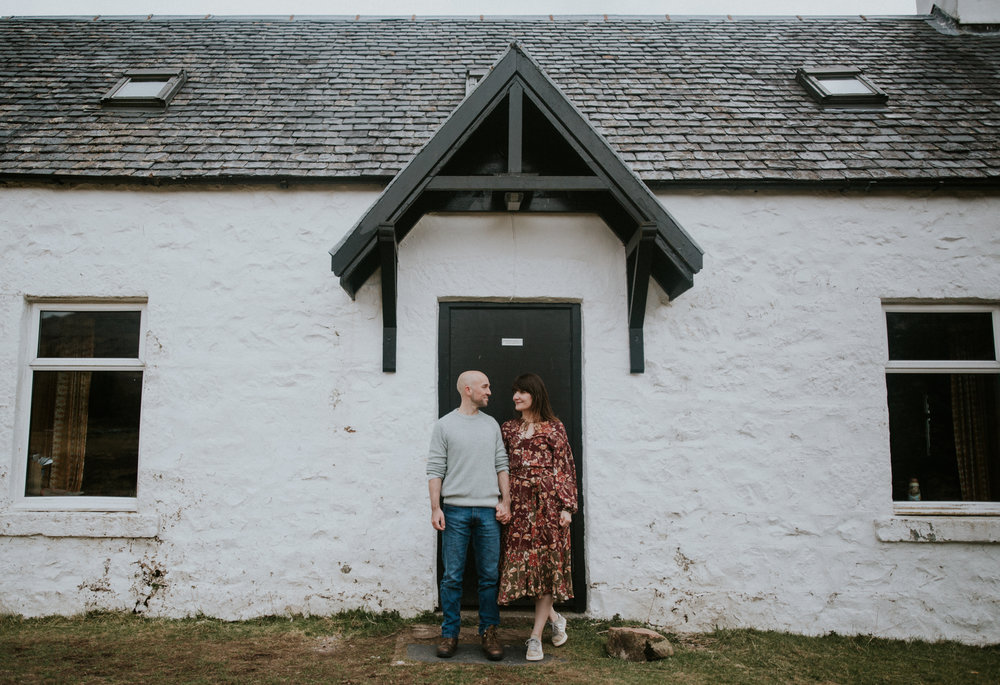 Alternative Wedding and Elopement Photographer in Scotland