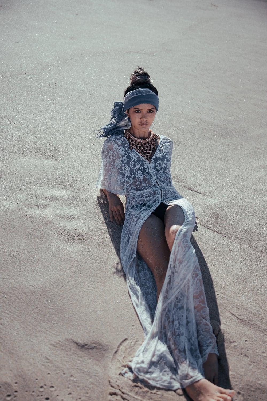 Photographer:  Simone Komine   Model: Leilani Chow  Hair & Makeup: Kate Broadhurst
