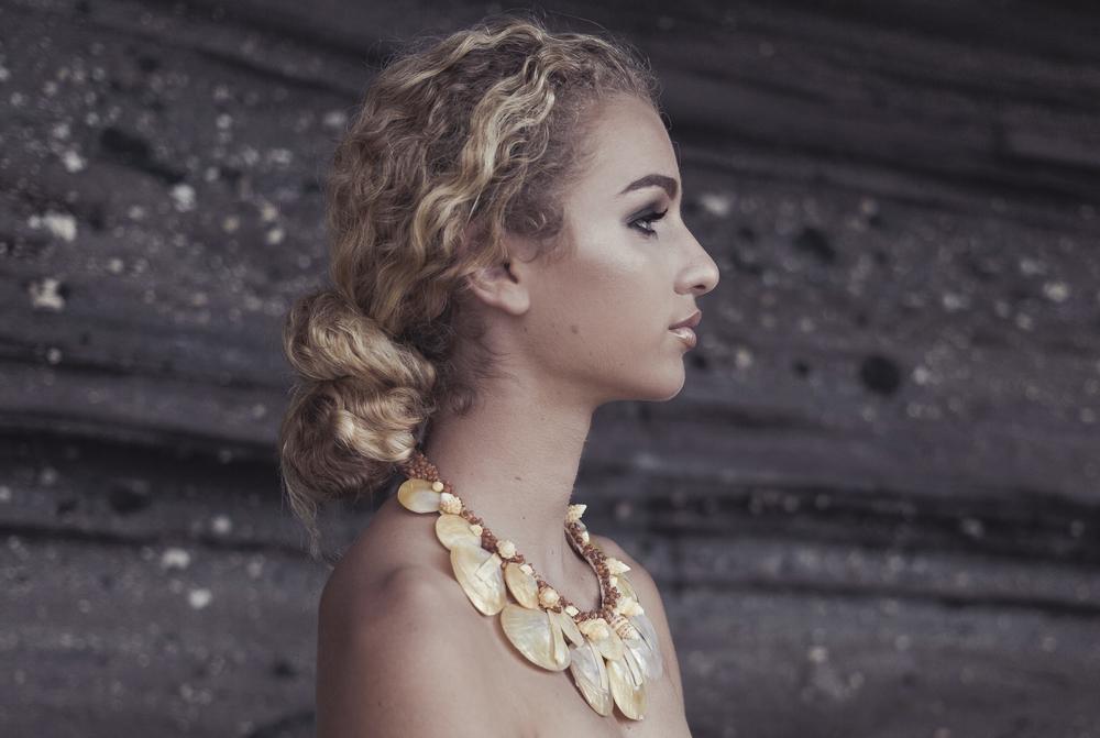 Photographer:  Rachel Halemanu   Model: Zoe Gwendolyn  Makeup: Bailee Nakaahiki