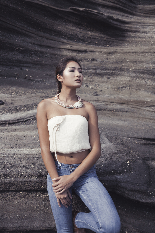 Photographer:  Rachel Halemanu   Model: Boonyanudh Jiyarom  Makeup: Bailee Nakaahiki