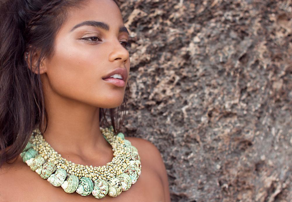 Photographer: Jessica Wertheim   Model: Mahina Garcia  Makeup: Mariah Melanie