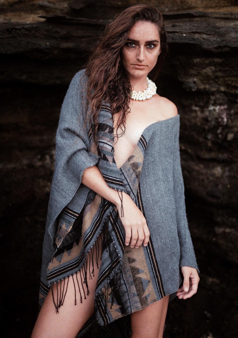 Photographer: Shaneika Aguilar  Model: Sophi Babette  Hair & Makeup: Kate Broadhurst