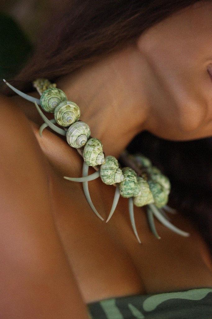 BUY NOW   Photographer: Austin Kino  Model: Rava Ray  Hair & Makeup: Kecia Littman