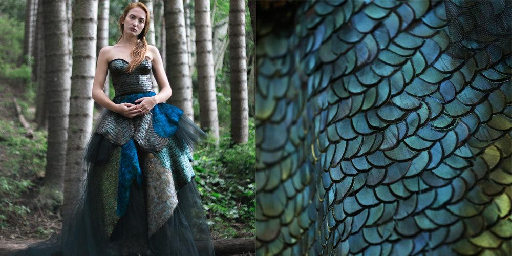 Photographer:  Tien Austin   Model: Grace Green