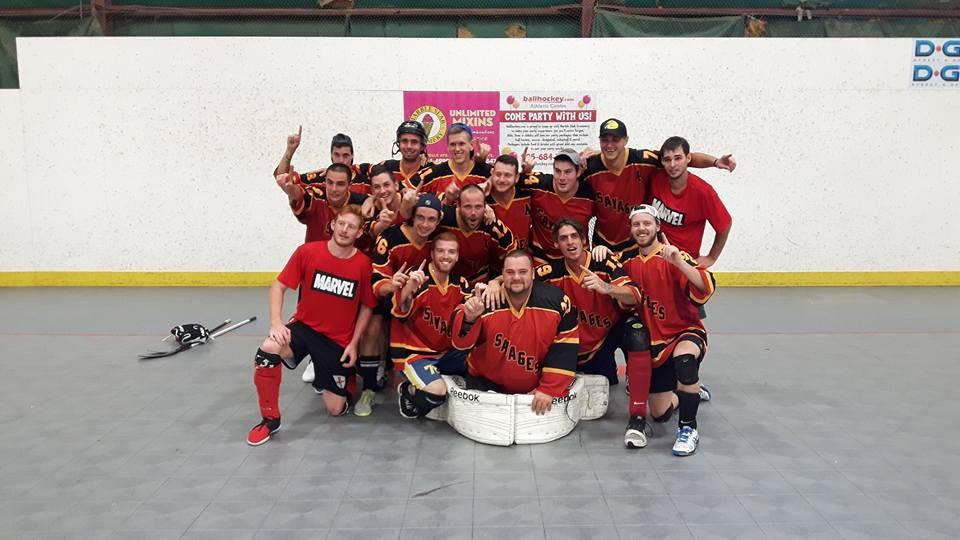 Stoney Creek Savages Win Gateway To The World Outdoor Ball Hockey