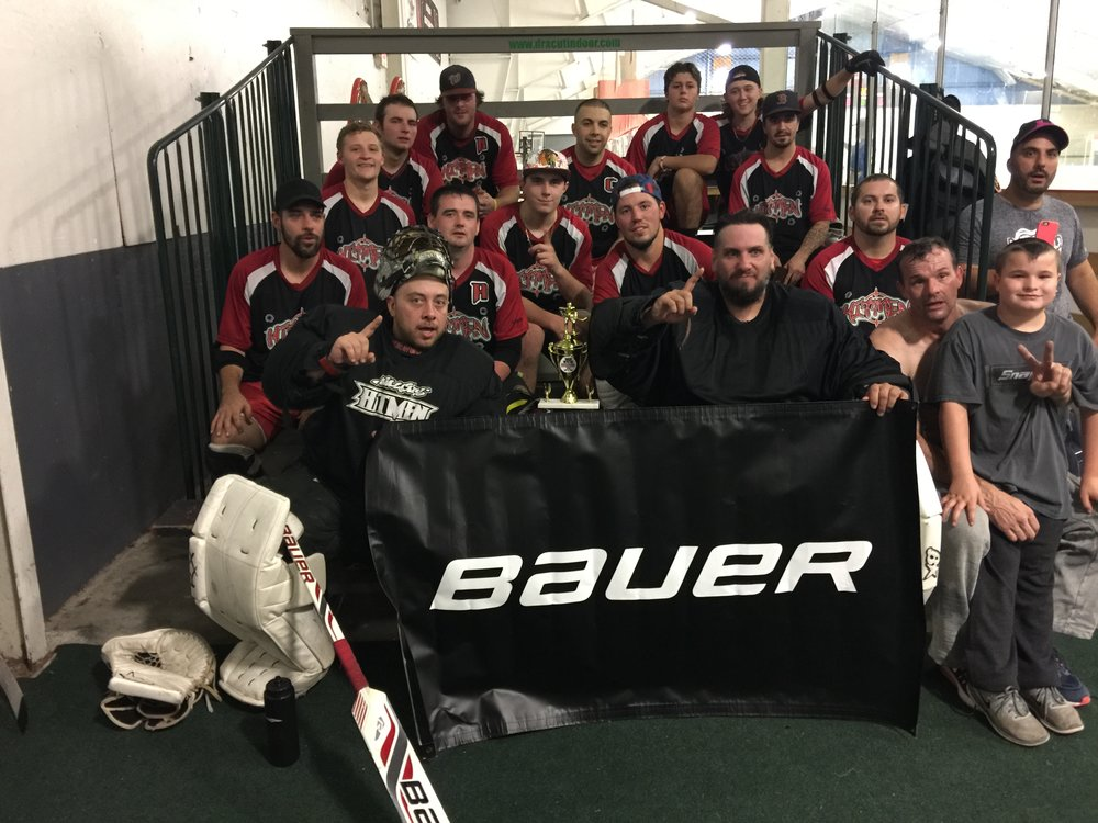 Rec Champions: Mill City Hitmen