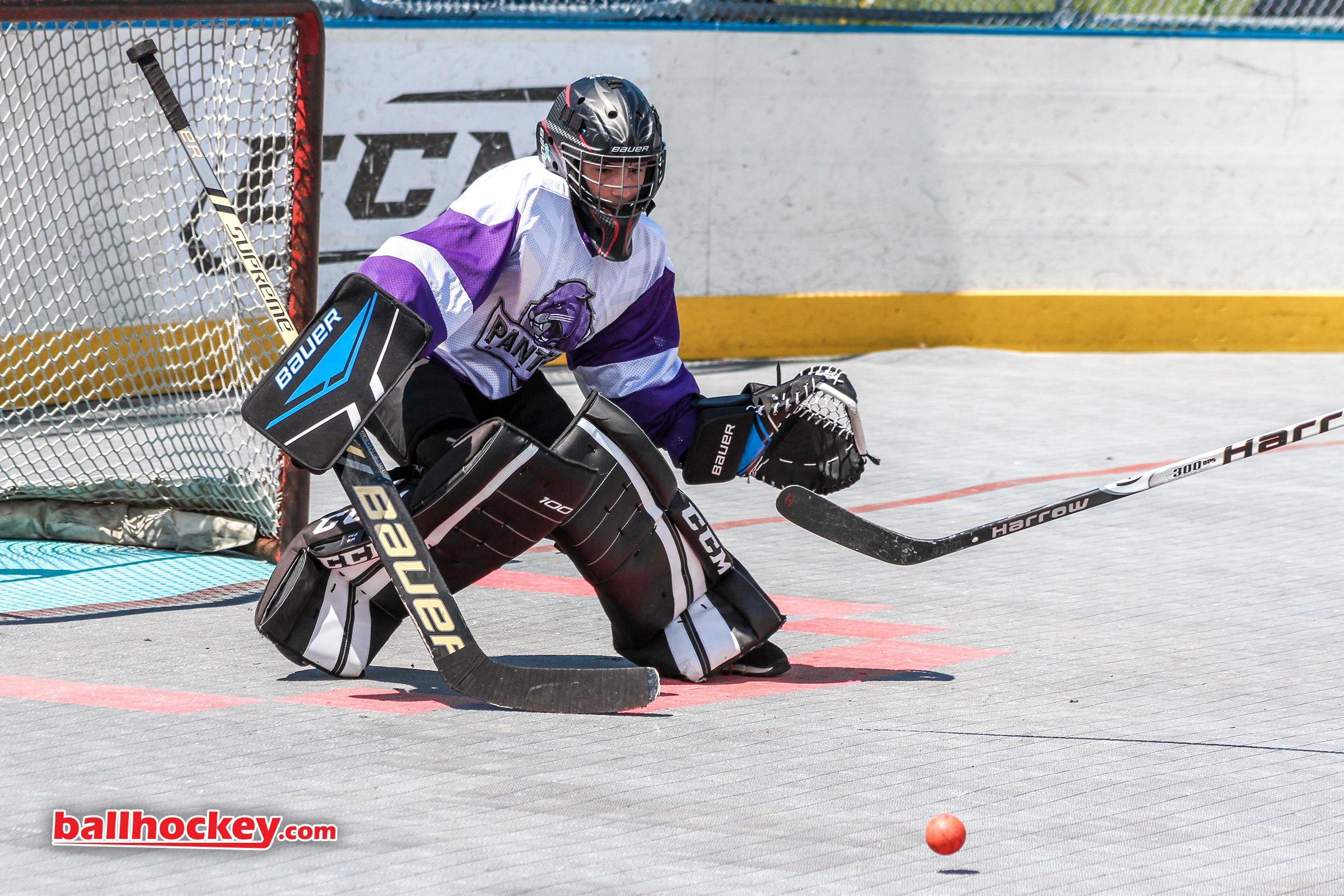 2017 Bauer Ontario Youth Championships (part 1) — ballhockey com
