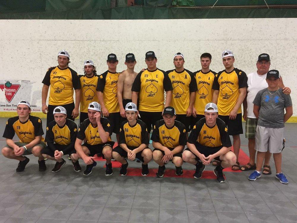 U18 - Niagara Aces