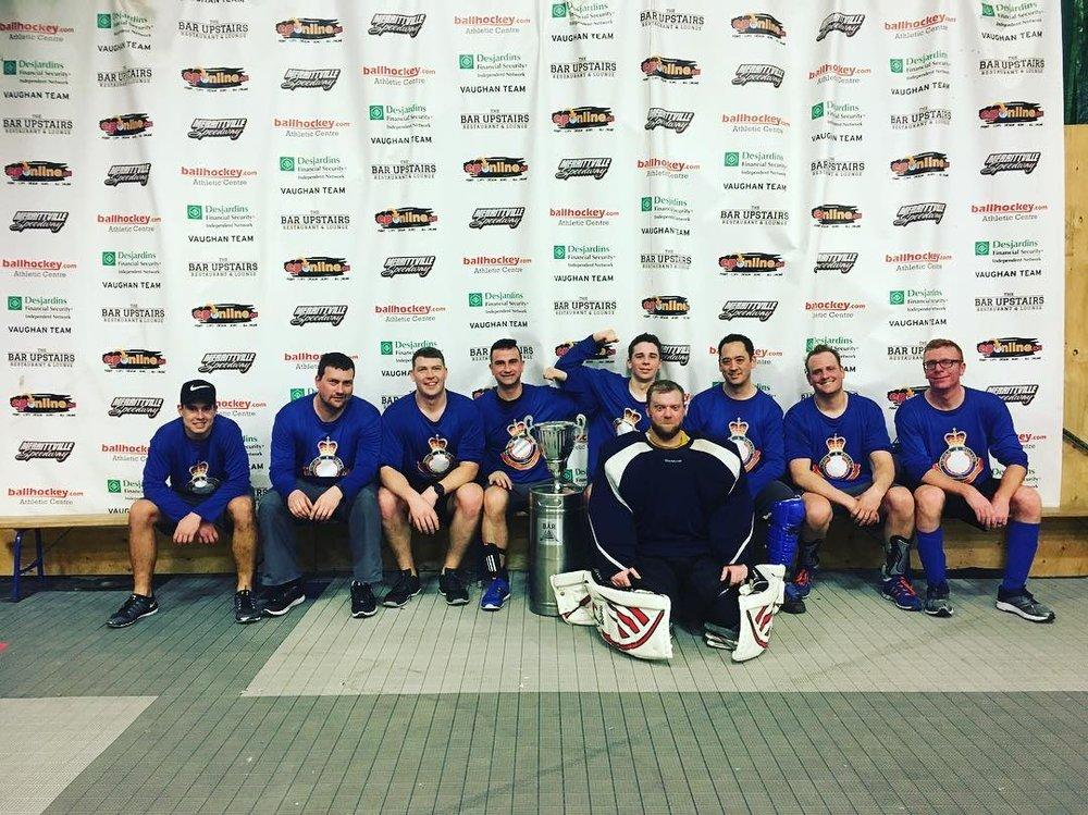 Men's D3 Champions - Poachers