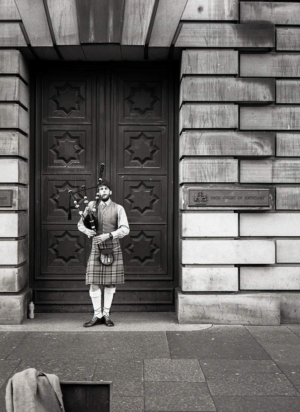 Edinburgh, Scotland - Kodak TriX - October 2015
