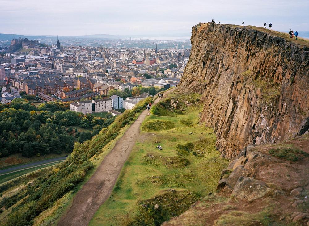 Holyrood Park - Edinburgh — By The Way