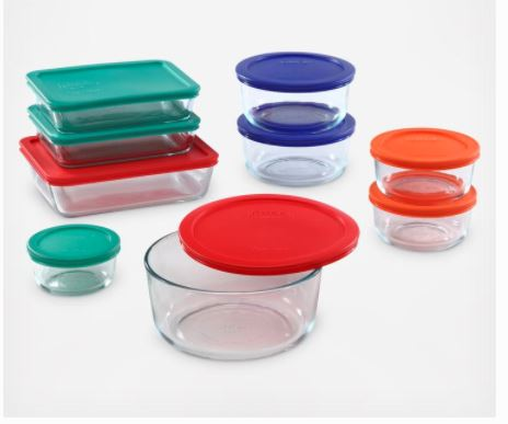 Zola - Pyrex Storage set.JPG
