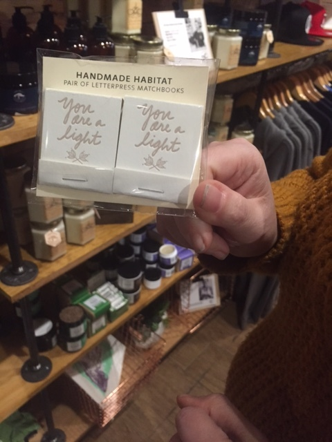 Made in DC - Handmade Habitat matches.JPG
