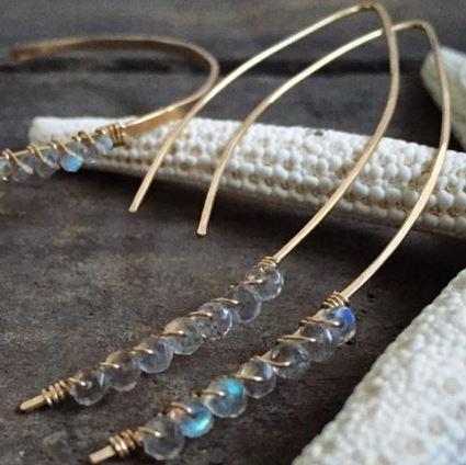 By Elly Jane Shop Amy DiGregorio West End Gem Earrings 1.JPG