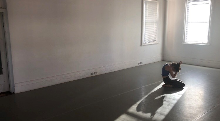 nadia milford - Community Residency