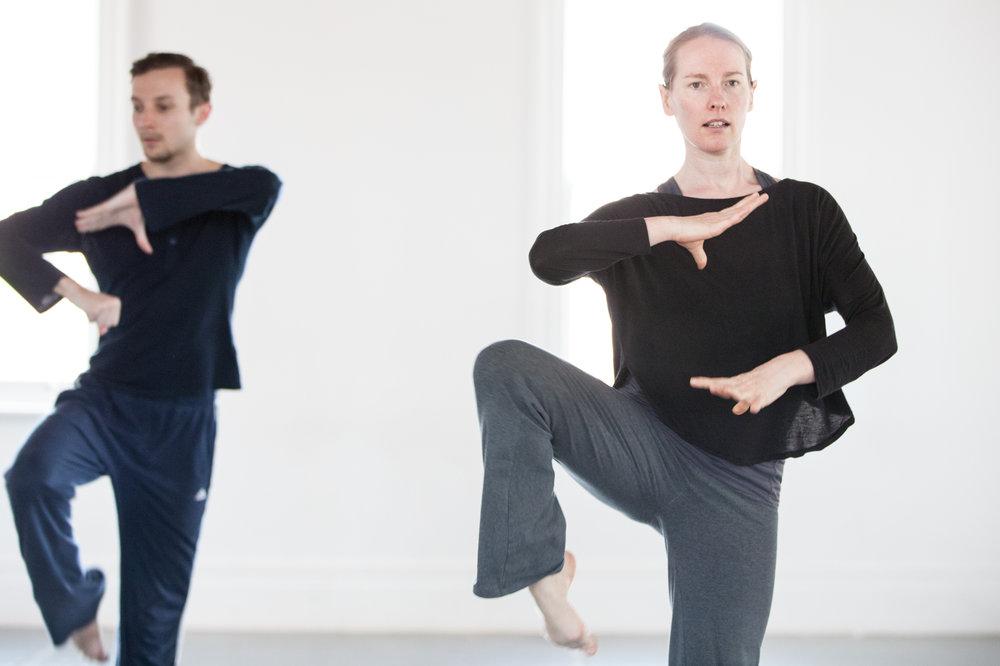 shona Erskine - Dance Residency