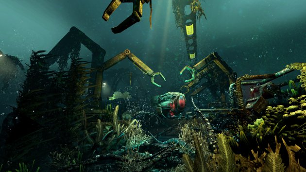 SOMA by Frictional Games