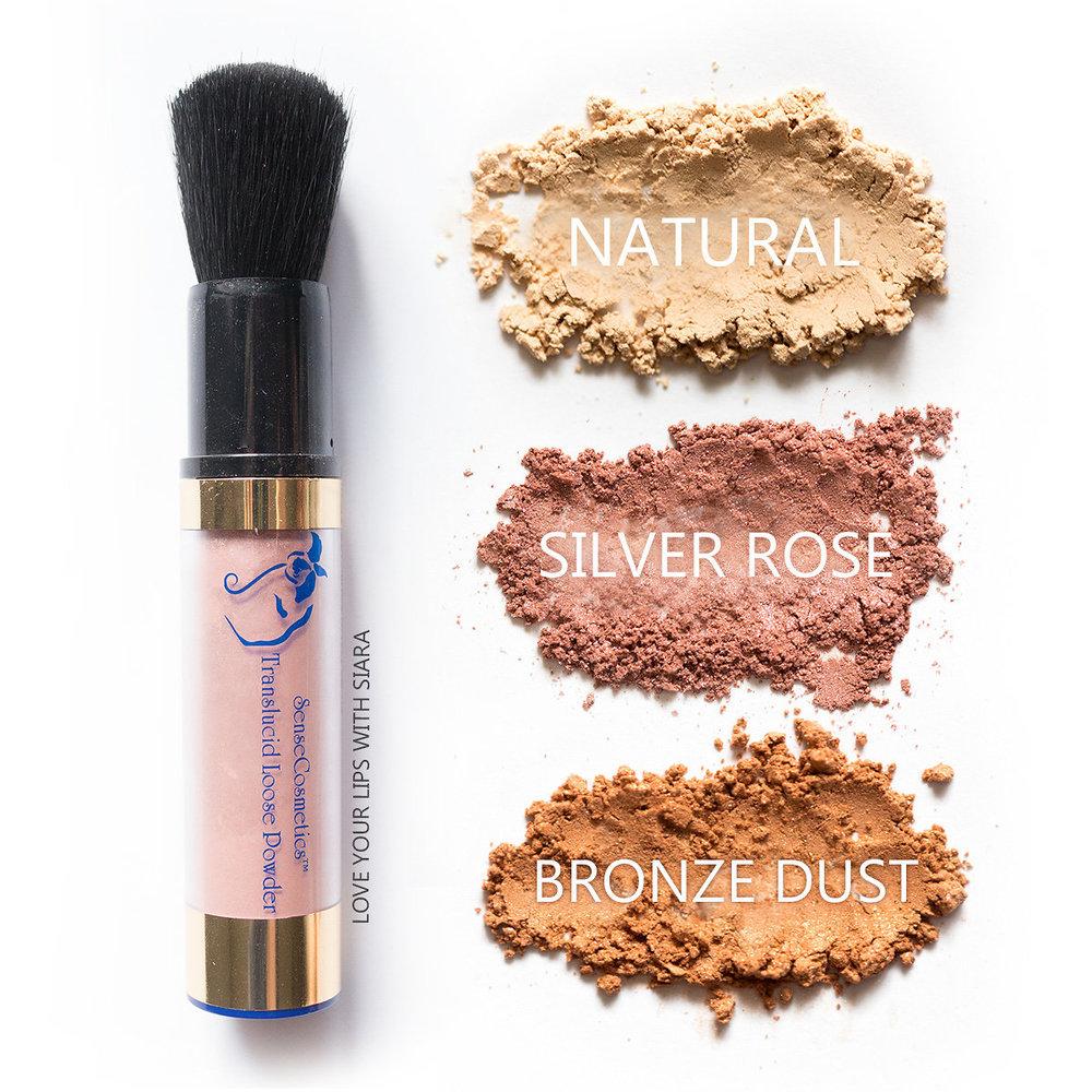 Translucid Powder & Bronzer