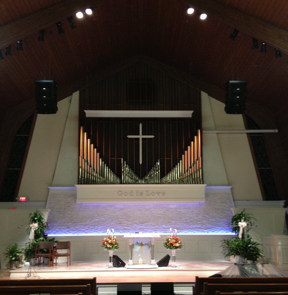 Love Global Vision Church - Main Chapel, Clifton, NJ