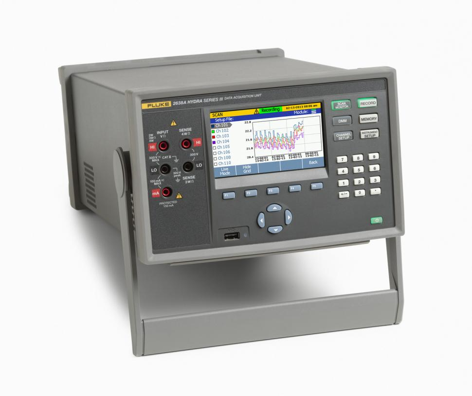 Fluke 2638A Hydra Series III Data Acquisition System