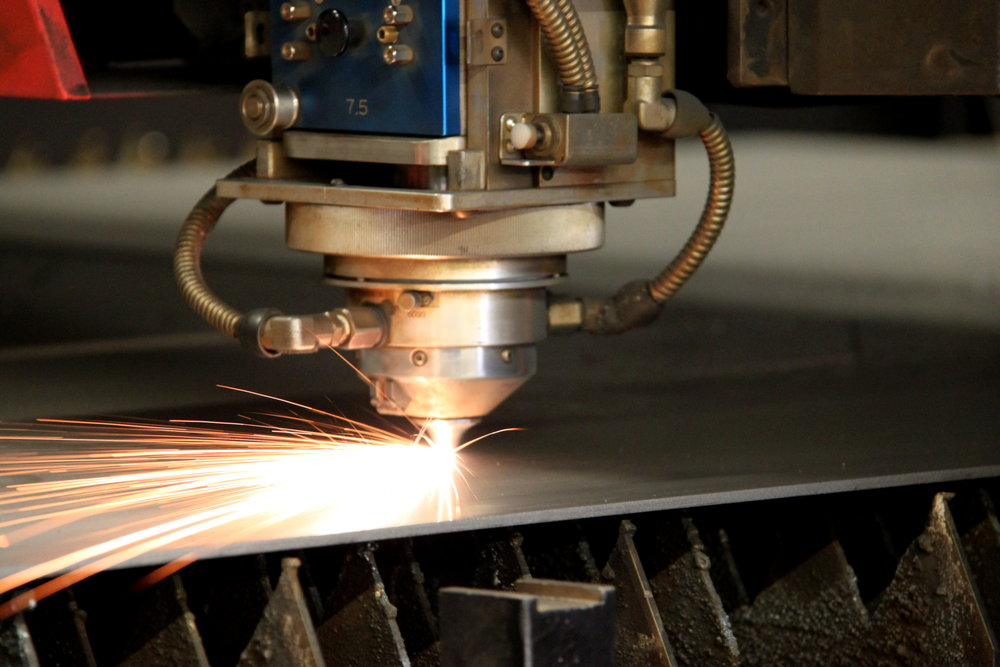 Laser Cutting Sheet Metal Manufacturing Fabricating