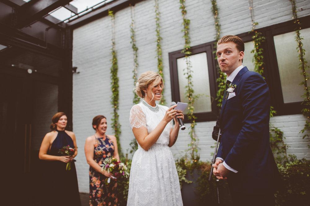 deenie hartzog mislock tim mislock wedding vows