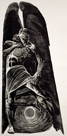 Genesis : 32 by Lynd Ward (1967)