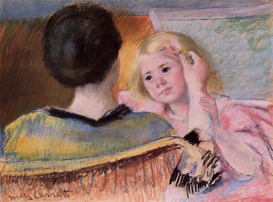 By Mary Cassatt