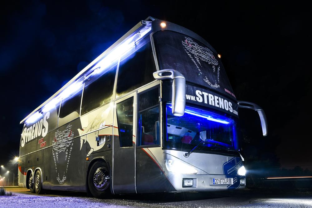 Súbete a nuestro Tour-Bus