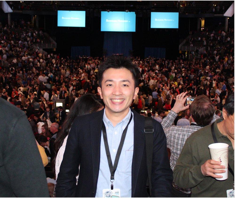 Toshiya Nozaki, investor