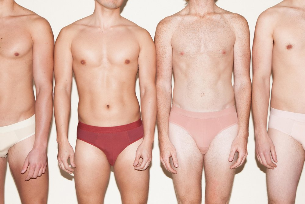 From left to right:   BONE  ,   BARE  ,   BLUSH  , and   BUFF  .