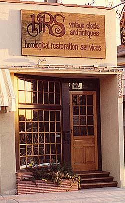 Our humble beginning in West LA, c.1975