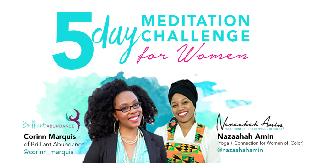 5-Day Meditation Challenge for Women