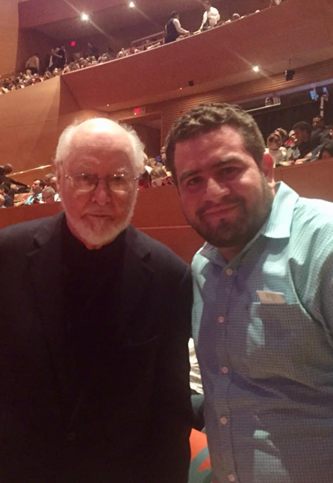 Andres con John Williams.jpg