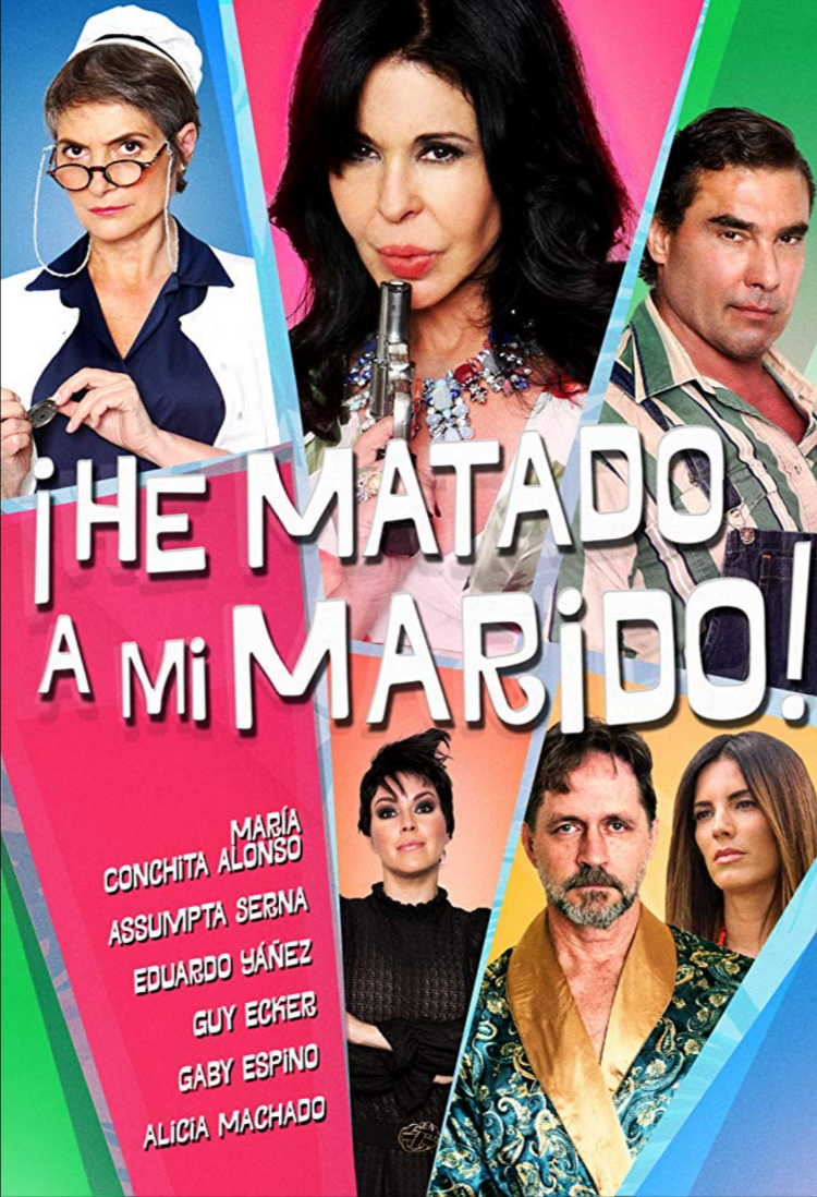 ¡He Matado a mi Marido! - Dir. by Francisco Lupini (2019)Score available in Spotify, iTunes, and all other platforms.