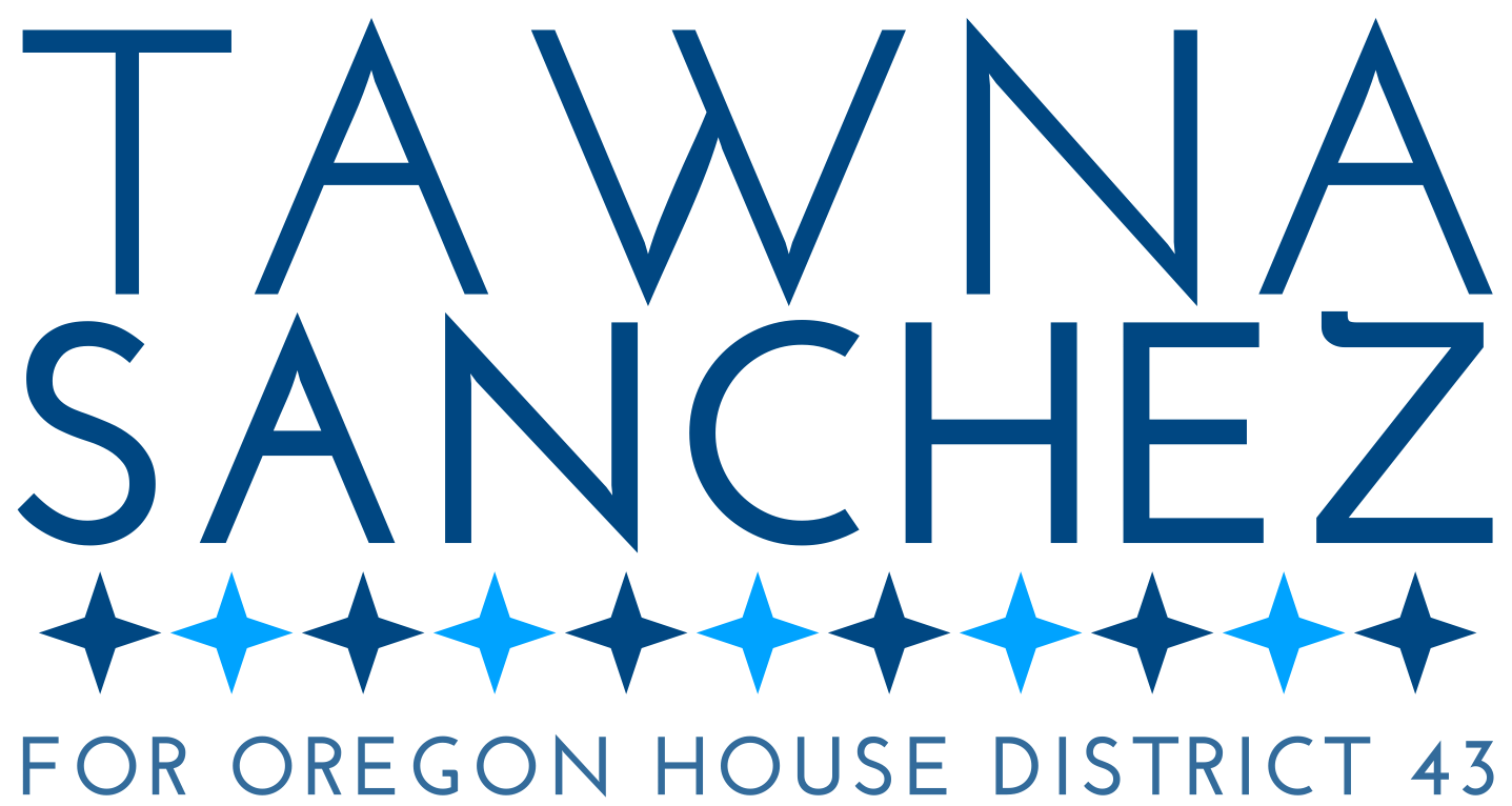 Tawna Sanchez for Oregon HD43