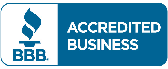 A+ Rating with the Better Business Bureau -