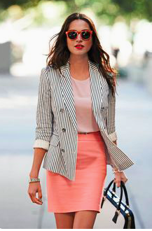 How to dress for work in the Summer   -