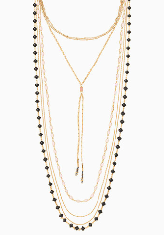 Terney Layering Necklace