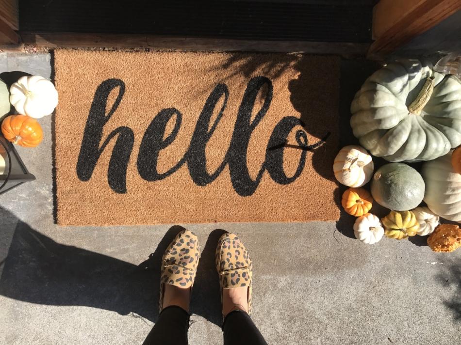 shop  doormat  //