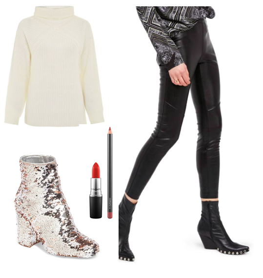 shop //   sweater  ;   shoes  ;   leggings  ;   lipstick