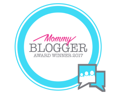 voted 2017 top mommy blogger of seattle by  chatterbox