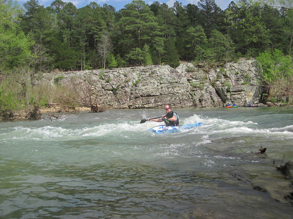Kayaking the Buffalo National River