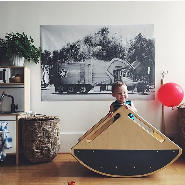 The cutest little one! Thanks for the love @sycamorekate 🎈