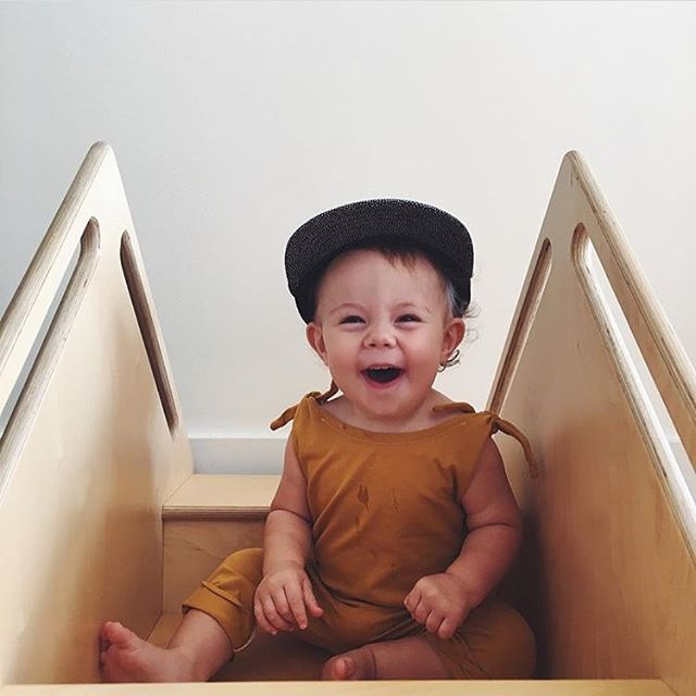 We're so completely in love with this cute kiddo! Thanks @sycamorekate 💕