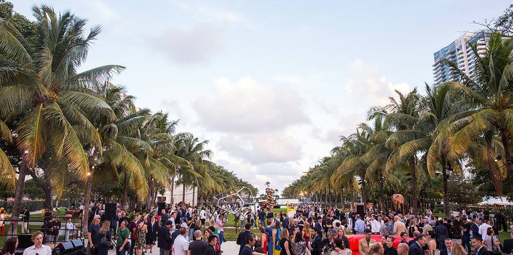 Art Basel Miami Beach 2015, Courtesy Art Basel
