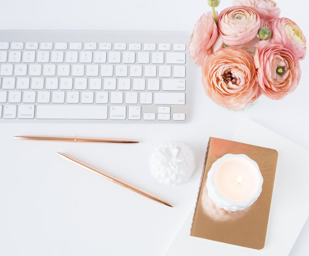 Phase 1 - Over a scheduled call, we'll go deep about what's happening in your business, who your clients are, and what you need to achieve with your copywriting and content marketing efforts.
